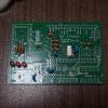 水晶振動子をつける。20Mhzと16Mhzが付属していて、互換性のため今回は16Mhzを実装。