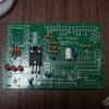 3端子レギュレーターを実装。
