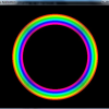 Image#circleでは、一本線として円を描くため、ところどころ隙間ができてしまう。これは困った