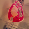冷凍庫から出して、一時的に冷蔵庫に入れる。