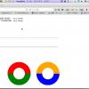 d3.jsによるデータビジュアライゼーションで作った分度器と移動検知システム。
