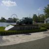 東武動物公園のシンボルである、カバ像。