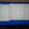 I-O DATA EX-LDQ241DB。フルHDと比べると本当に作業スペースが広くなった