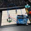 SBDBTモジュールの10番ピンを、Arduinoの7番ピンにつなげて調査している最中。