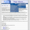 Pale Moon x64をダウンロードする
