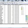 開発環境でのhtml_cacheありのHTTP 200。「GET 233」は93ms。