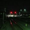奥に見えるのが東武動物公園駅。落ち着いてるなぁ。